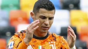 Uefa droht Real, Barca und Juventus