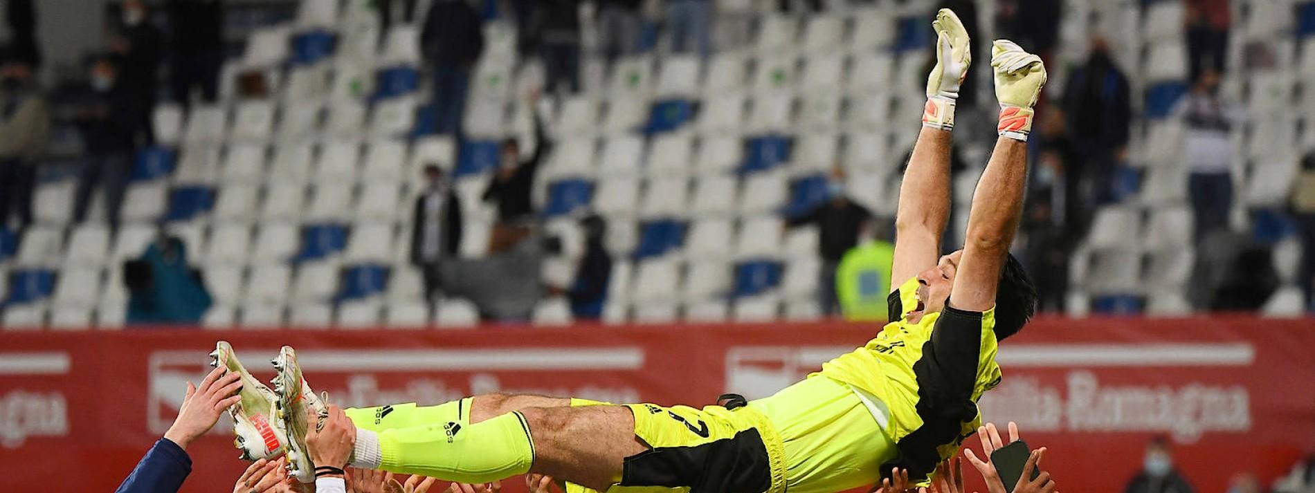 Der perfekte Abschied für Gigi Buffon