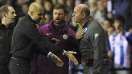 City scheitert an Drittligaklub – und Guardiola lobt