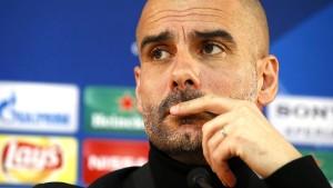 Guardiola warnt vor dem Barcelona-Wunder