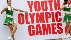 Der reiche Stadtstaat Singapur verordnet sich Sport