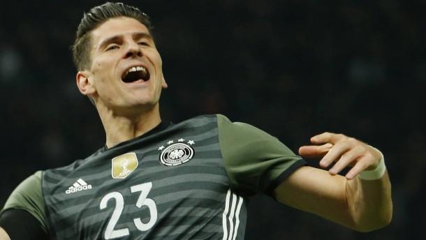 Warum Gomez der DFB-Elf weiterhilft
