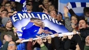 Fußball-Fans verhöhnen verunglückten Sala