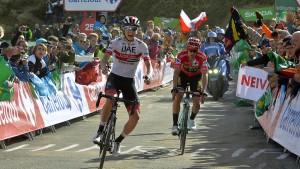 Slowenen dominieren Vuelta
