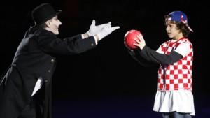 Gastgeber Kroatien gewinnt nur knapp im Auftaktspiel