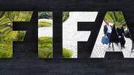 Weiter brisant: Die Fifa und ihre Funktionäre