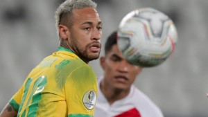 Tanzkurs mit Neymar