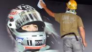 Letzte kosmetische Maßnahmen: Fernando Alonso und McLaren wollen ihr Image aufpolieren