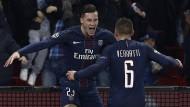 Draxler und PSG entzaubern Messi und Co.