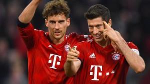Die erstaunlichen Töne der Super-Bayern