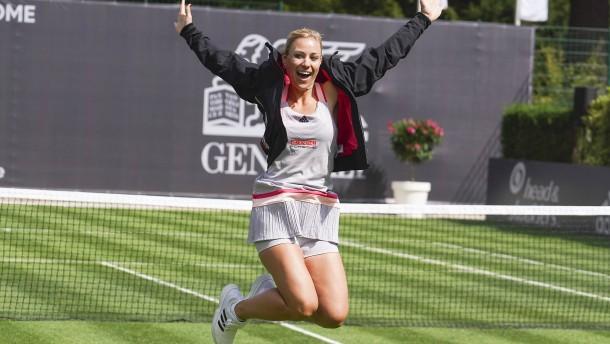 Ehre statt Wimbledon für Kerber