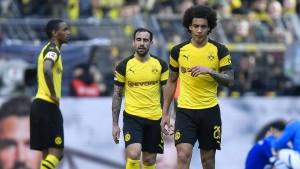 Stille Resignation bei Borussia Dortmund