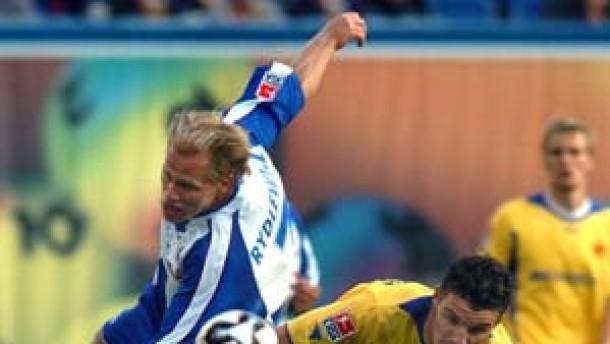 2:3 - Trainerwechsel kann Hansa-Krise nicht stoppen