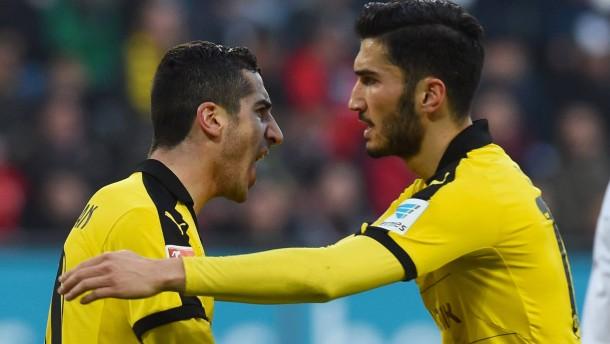 Dortmund zeigt Durchhaltevermögen