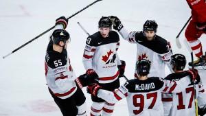 Kanada schlägt Russland aus dem Turnier