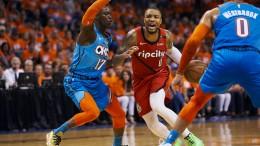 Schröder meldet sich in NBA-Playoffs zurück