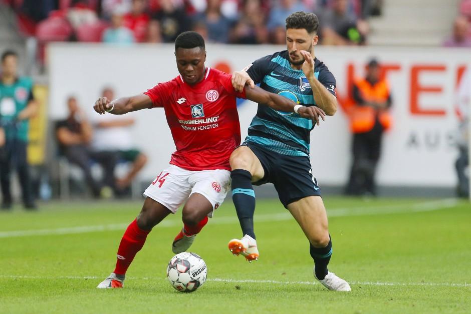 """Die Mischung stimmt in Mainz: """"Wir haben junge, hungrige Spieler, Top-Talente aus Frankreich, Kamerun oder Spanien und dazu Talente aus dem eigenen Nachwuchs"""""""