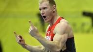 Der Achilles der Leichtathleten