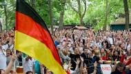 Lärmschutz für Public Viewing bei WM gelockert