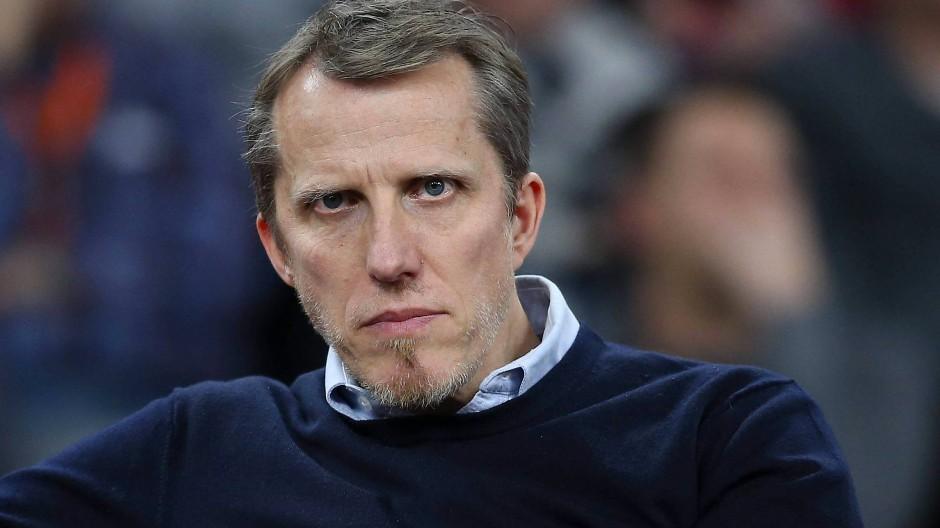 Tischtennis-Legende Jörg Roßkopf hofft für Hessen: Es wäre sehr sinnvoll und extrem wichtig, im Rhein-Main-Gebiet wieder einen Bundesligaverein zu haben