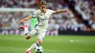 Weltfußballer Modric: Der pure Fußball hat gewonnen