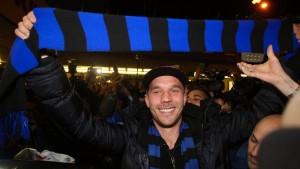 Podolskis Abstieg ins italienische Mittelmaß
