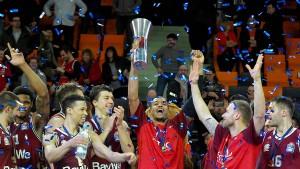 Bayern nehmen nach Pokal-Party neue Ziele ins Visier