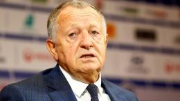 Lyon-Präsident fordert Wiederaufnahme der Fußball-Saison