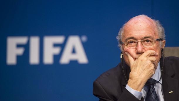 Fifa gewährt vollen Zugang zu Valckes E-Mails