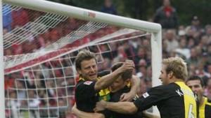 Dortmund nach Aussprache obenauf