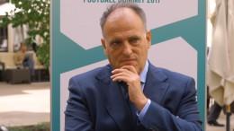 "Javier Tebas Medrano über ""Finanz-Doping"" im Fußball"