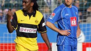 Bochum schenkt im Derby zwei Führungen her