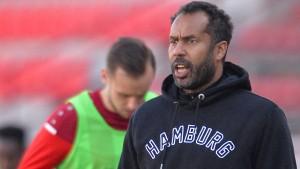 HSV blamiert sich beim Tabellenletzten Würzburg