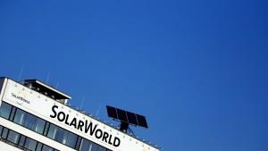 Solarworld liebäugelt mit Teilen von Bosch