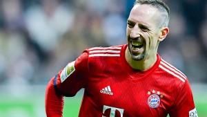 Ribéry äußert sich erstmals nach Ausraster