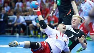 Deutschland wahrt die Chance auf die WM-Qualifikation