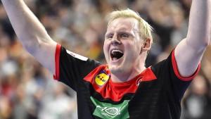 Die Abräumer des deutschen Handballs