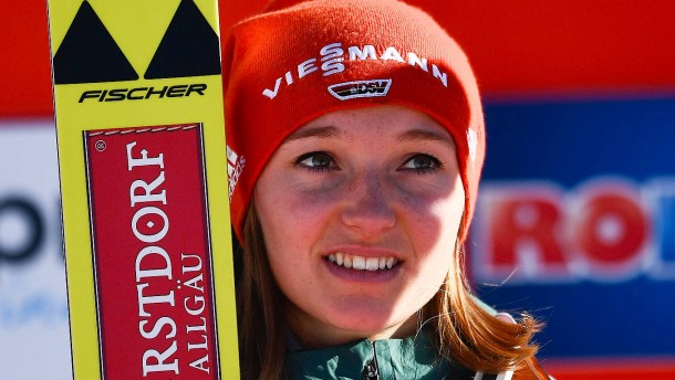 Der große Traum der Skispringerinnen