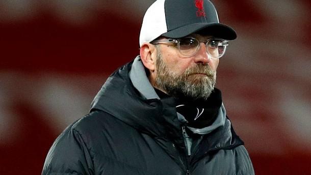 Spätes Gegentor bringt Klopp und Liverpool um den Sieg