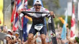 Frodeno ist der Großmeister des Triathlons