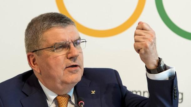 Die alte Krankheit des IOC
