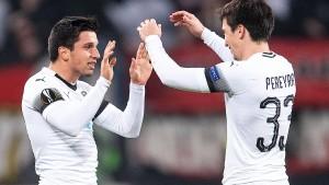 Bayer Leverkusen ist ausgeschieden