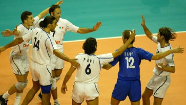 Italien Europameister - Deutschland nur Siebter