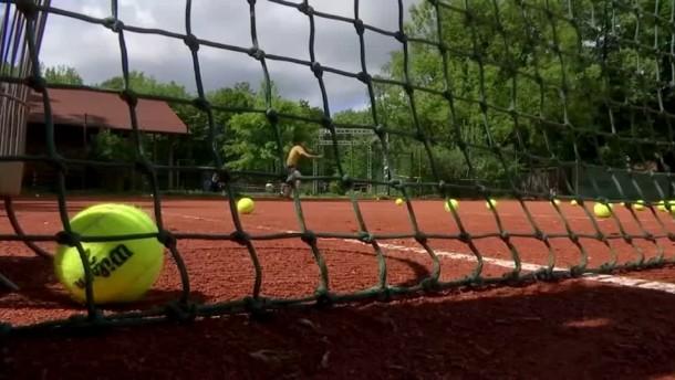Aufschlag für die Tennis-Saison