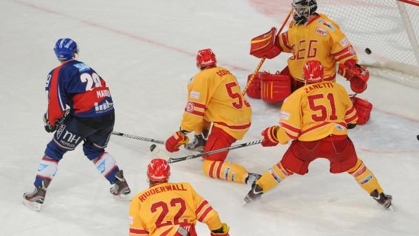 deutsche eishockey ligen