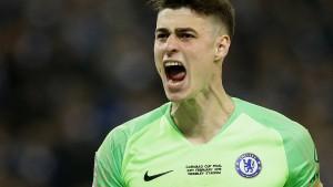 Chelsea-Torwart Kepa erklärt den Eklat