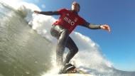 Meine Welle war die größte