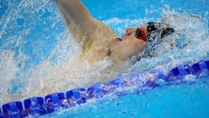 Ein Deutscher schwimmt schneller als Phelps