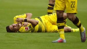 Ärger bei Dortmund nach nächster Enttäuschung