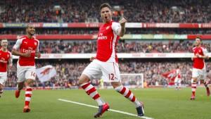 Arsenal verteidigt Platz drei